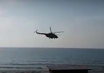 В западной прессе появились сведения о появлении в сирийском небе новейшего российского вертолета радиолокационного дозора Ка-35