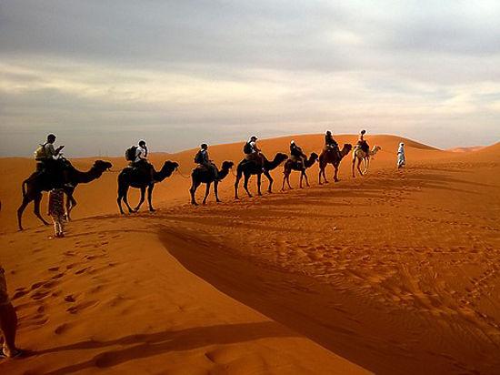 Климатологи предрекли превращение средиземноморских курортов в пустыню