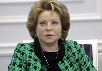 Матвиенко ответила на вопрос о принадлежности Курил цитатой Путина
