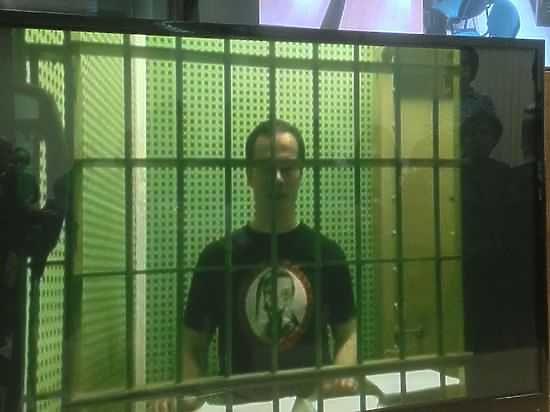 Он стал первым осужденным по статье о неоднократных нарушениях порядка проведения митингов