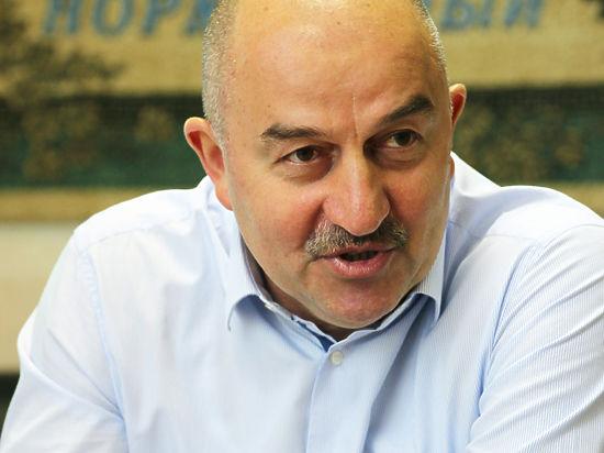 Cтанислав Черчесов рассказал, кого и почему вызвал в сборную