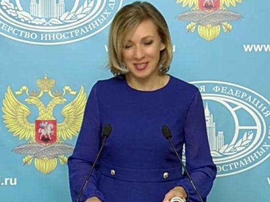 Захарова потребовала реакции Вашингтона на угрозы военных хакеров США