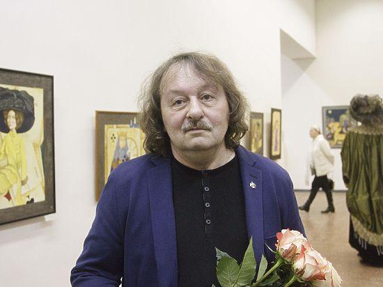 В Туле открылась выставка Александра Майорова