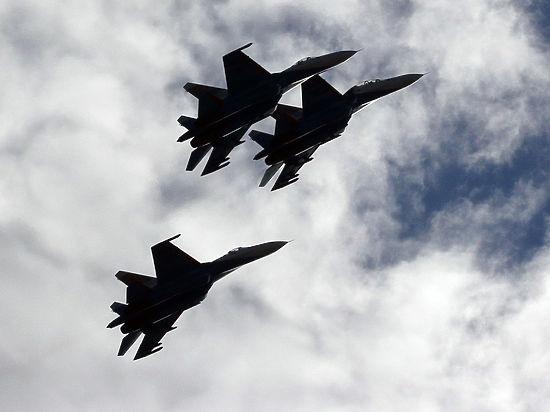 Военные периодически приближаются к воздушному пространству Альянса
