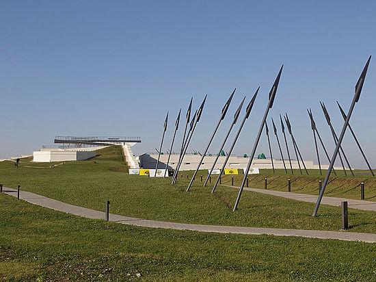 На Куликовом поле открыли новую музейную экспозицию
