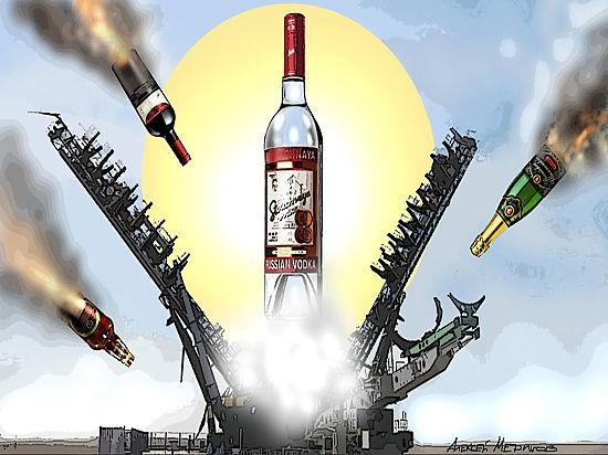Россияне стали пить меньше