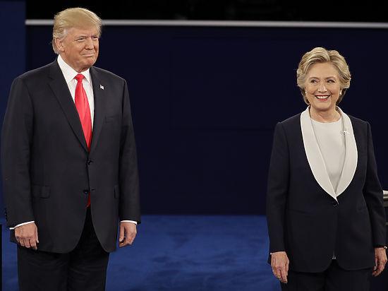 Дональд Трамп избран президентом США: онлайн-трансляция