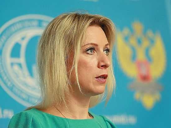 """Захарова рассказала про """"гибридное сознание"""" Порошенко"""