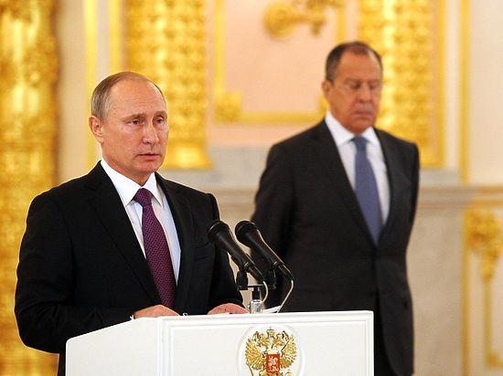 Путин обратился к Трампу: странам придется пройти «непростой путь»