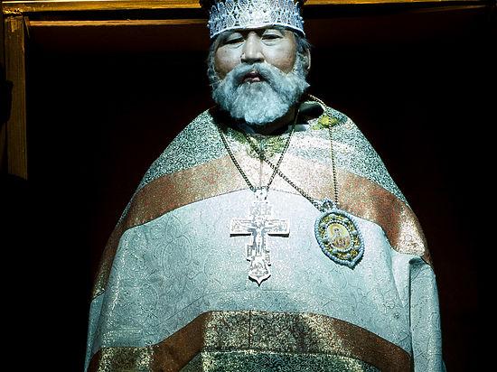 О жизни Святого Иннокентия поставили пьесу