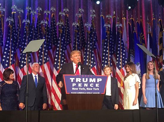 «Клинтон перекормила избирателей»: эксперты объяснили секрет сенсационной победы Трампа