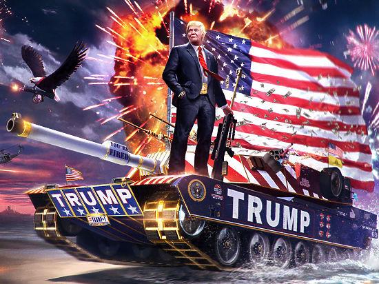 Трамп одержал победу на выборах президента США