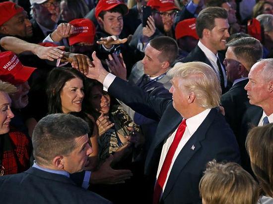 Минкульт поздравил Трампа, намекнув, что свинью демократам подложил медведь
