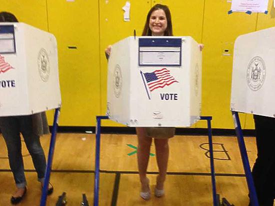 Незаконное голосование за Трампа: россиянка сломала избирательную систему США