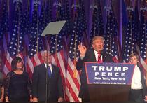 Политический портрет Дональда Трампа: «Президент, но не царь»