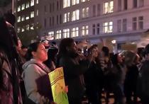 Американская «Болотная»: по США прокатилась волна митингов против Трампа