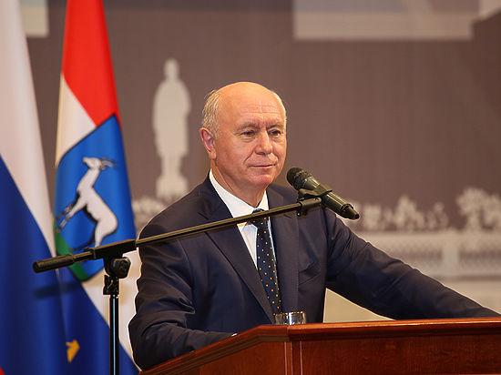 Николай Меркушкин больше месяца не появляется на публике, что породило массу слухов о его болезни и отставке