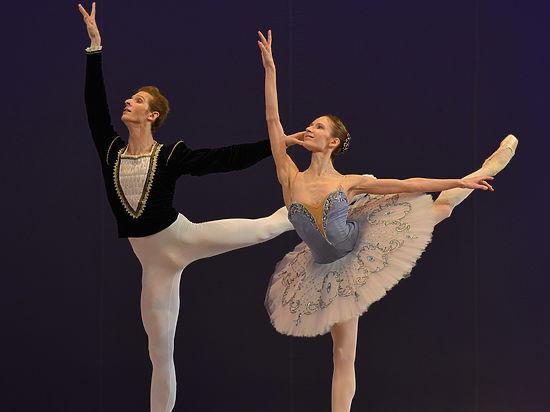 Почти все премии балетных танцовщиков пришлось поделить