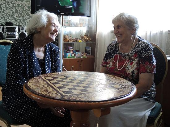 Голод в домах престарелых методические разработки санатория на дому для пожилых
