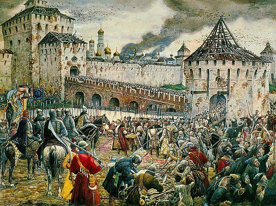 Четыре века назад Тула успела побыть столицей