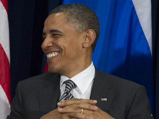 Обама назван самым высокооплачиваемым главой государства, Путин - девятый