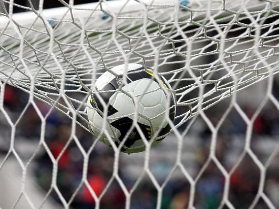 Единственный мяч забил Оздоев