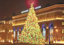 Власти Москвы утвердили концепцию праздничного оформления города в грядущие новогодние праздники
