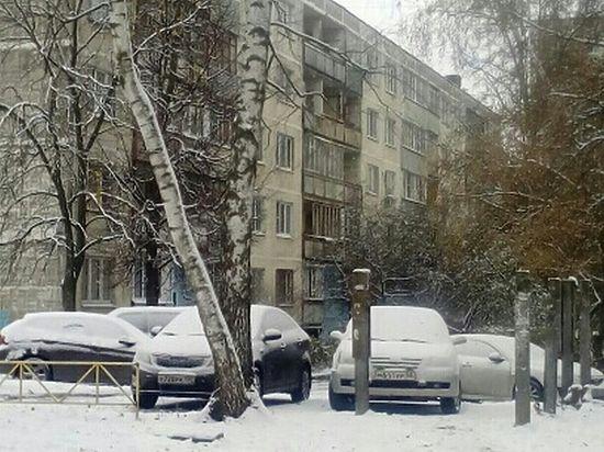 Как на Советской, 105 благоустроили двор