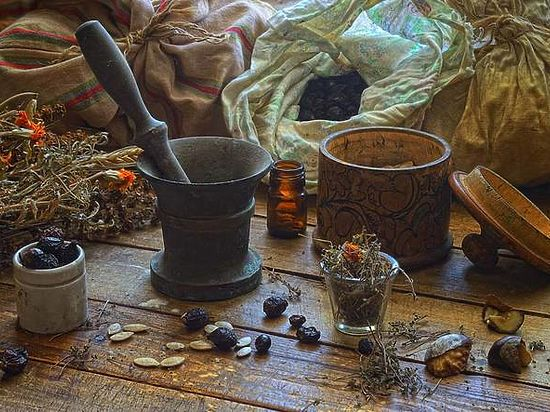 Чем болели и как лечились наши предки?