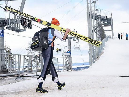 Российские прыгуны и двоеборцы готовятся к новому прыжку