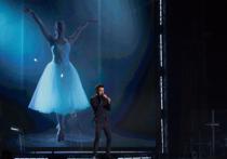 Дима Билан на концерте заставил Пугачеву удивиться