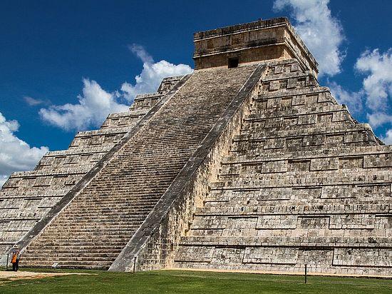 Знаменитый храм Кукулькана оказался «матрешкой»