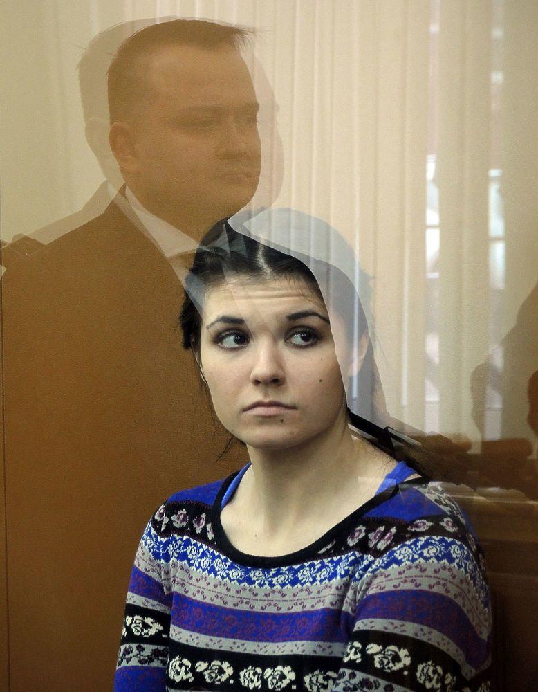 Караулова рассказала в суде, как подружилась с террористом