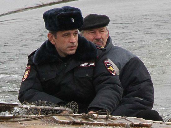 Какие заботы у рыбного инспектора?