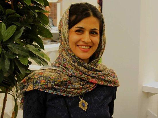 Девушке из Ирана полюбилась Россия