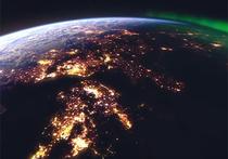На борту Международной космической станции было снято панорамное видео, позволяющее зрителю «оглянуться» внутри МКС