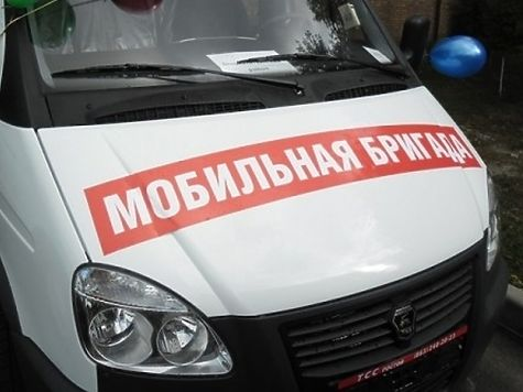 В Беловском районе работает мобильная бригада врачей