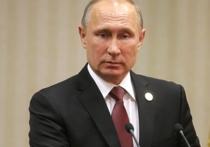 Президент России Владимир Путин заявил, что без вмешательства Росгвардии местным властям не удалось бы решить проблему мусорных свалок