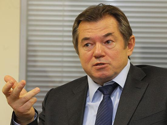 Заявив об «инфаркте» российской экономики, Глазьев пошел против Путина