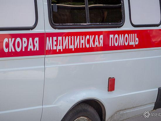 Кемеровский подросток сорвался с моста на трамвайные рельсы
