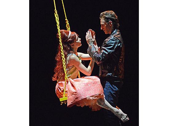 Наталья Осипова и Нидерландский балет в Нью-Йорке