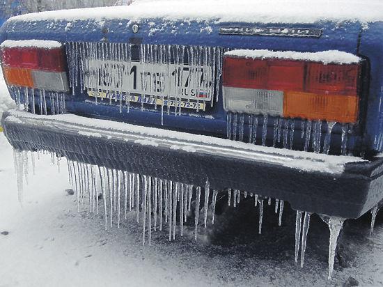 Что категорически нельзя делать с машиной зимой