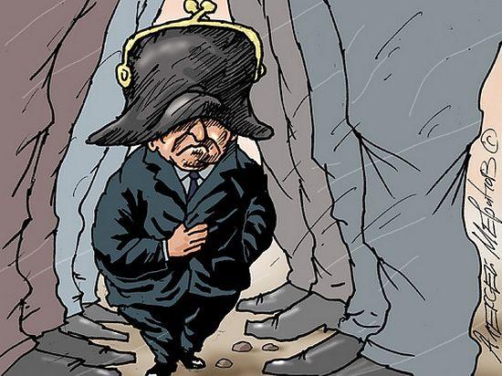 Ставропольским колхозом управлял неадекватный председатель?