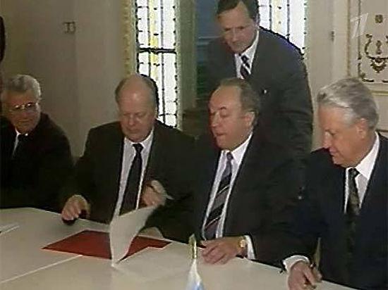 Свидетельство о смерти Советского Союза: тайна Беловежских соглашений