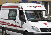 Молодой человек был экстренно доставлен в реанимацию после того как спрыгнул с третьего этажа московского ГУМа