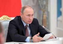 Совет по стратегическому развитию с участием президента Владимира Путина в пятницу рассмотрел еще два приоритетных проекта - по поддержке несырьевого экспорта и экологии