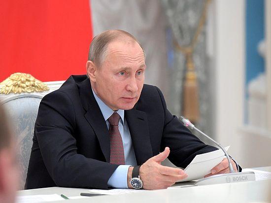 Путин попросил Ткачева «не пристегивать» его к отстрелу кабанов