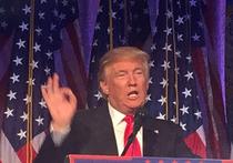 Почему Дональд Трамп по-прежнему ведет себя как кандидат в президенты