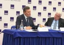Янукович согласился на перекрестный допрос с Яценюком и Порошенко: онлайн-трансляция