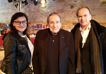 Почетным гостем 24-го Фестиваля российского кино во французском Онфлёре стал французский актер и режиссер Робер Оссейн